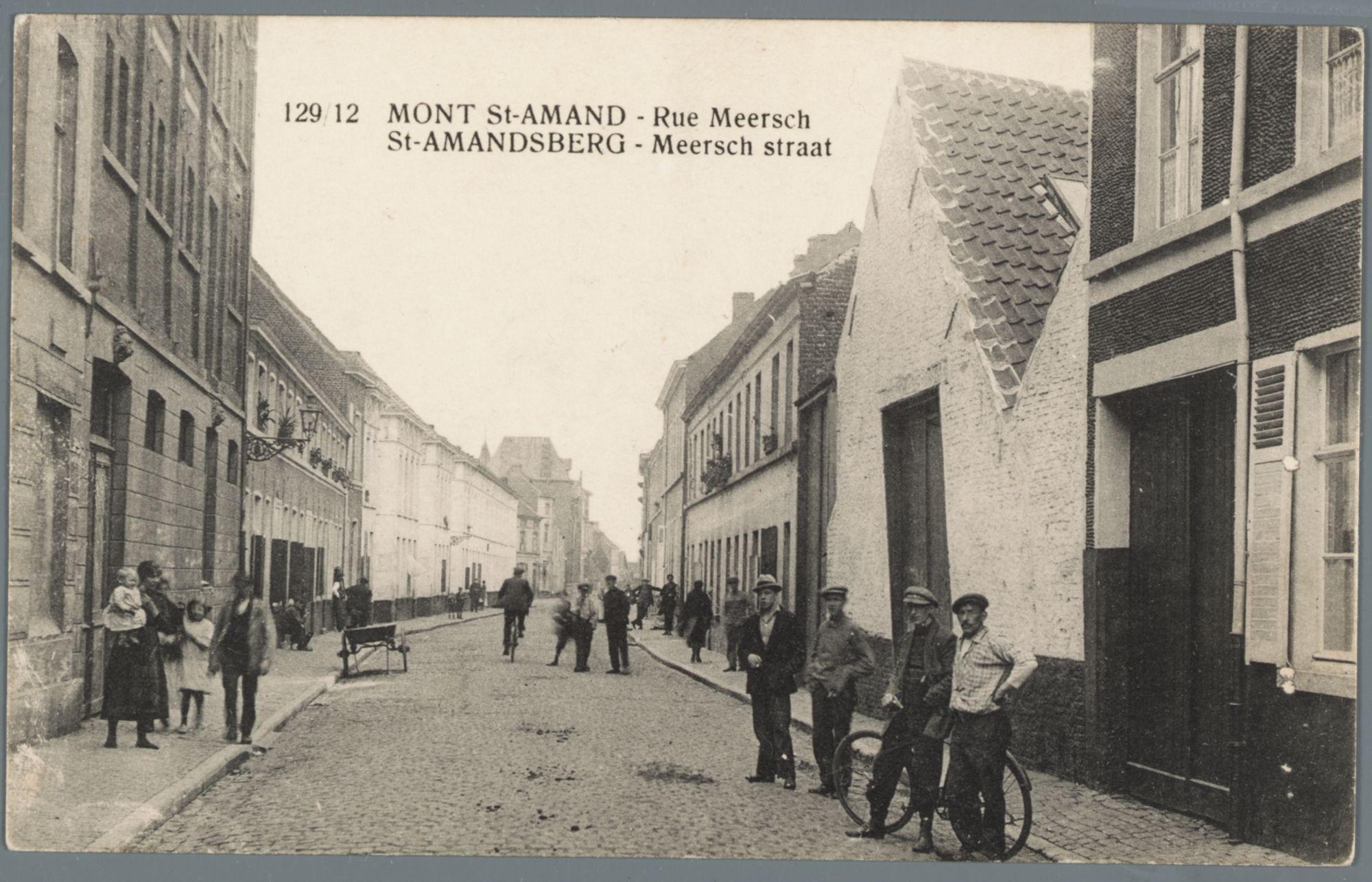 Sint-Amandsberg: Meersstraat