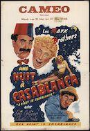 A Night in Casablanca | Une nuit à Casablanca | Een nacht in Casablanca, Cameo, Gent, 21 - 27 mei 1948