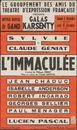 L'Immaculée, Galas Karsenty, Opera Royal Gand (Koninklijke Opera Gent), Gent, 11 december - 16 december 1948