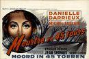 Meurtre en 45 Tours | Moord in 45 Toeren, City, Gent, 18 -24 augustus 1961