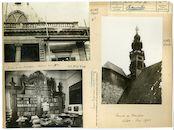 Gent: Ottogracht: Baudeloabdij: Stads- en Universiteitsbibliotheek, mei 1931