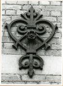 Gent: Coupure Links 179-181: Toevlucht van Maria: gevelanker