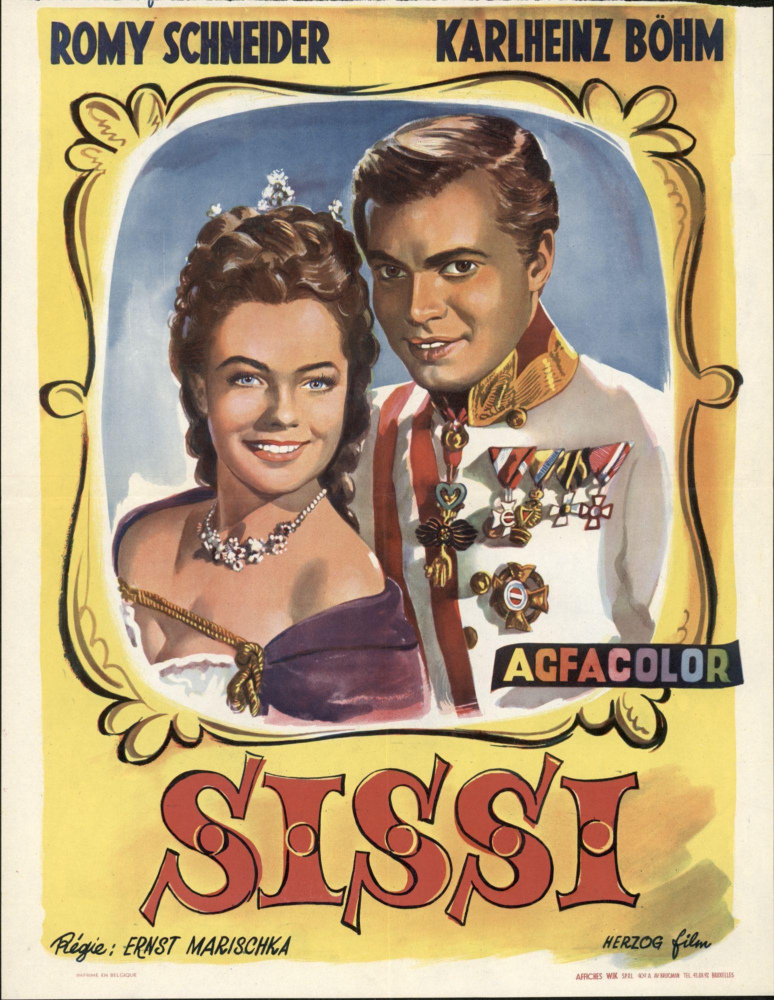 Sissi, 1956