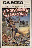 Le prisonnier des amazones | De gevangene der amazonen, Cameo, Gent, 24 maart - 2 april 1959