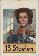 [13 Stühle]   Dertien stoelen, [Capitole], Gent, [19 - 25 december 1941]