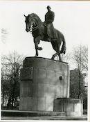 Gent: Koning Albertpark: Standbeeld