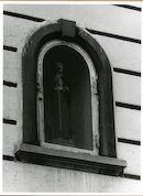 Gent: Goudstraat 5: niskapel: Heilige Coleta