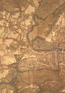 Gent-Zuid: kaartdeel 08 (VIII van de Kaart van Gent en het Vrije van Gent afgebakend door de Rietgracht, Jacques Horenbault, 1619