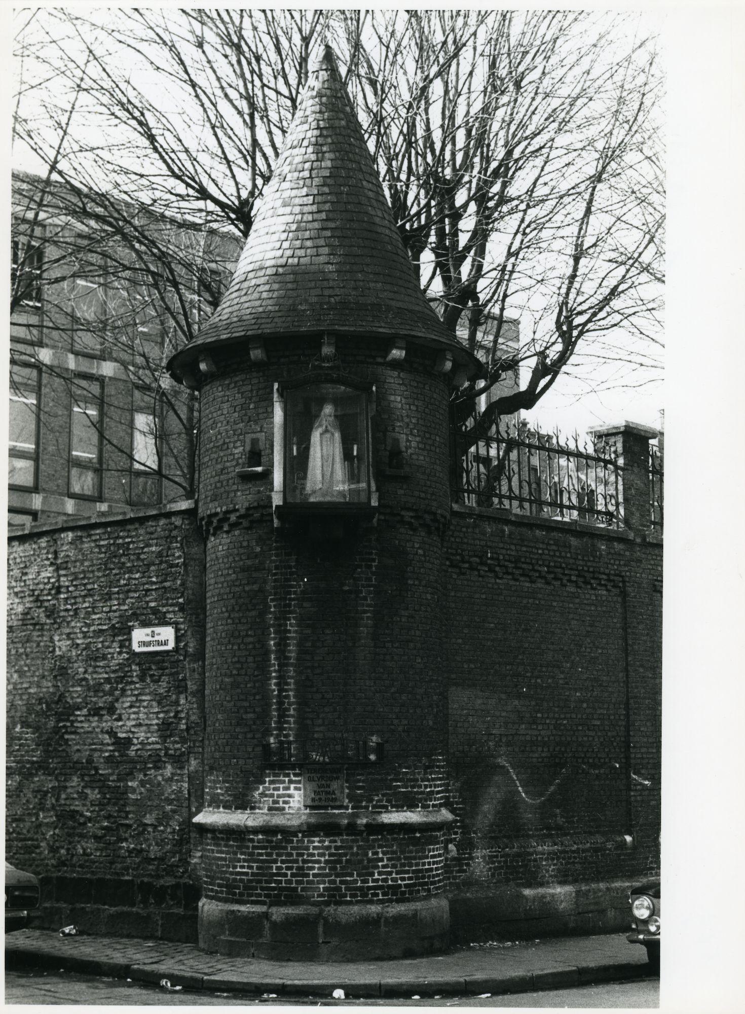 Gent: Zwarte zustersstraat: Kapel