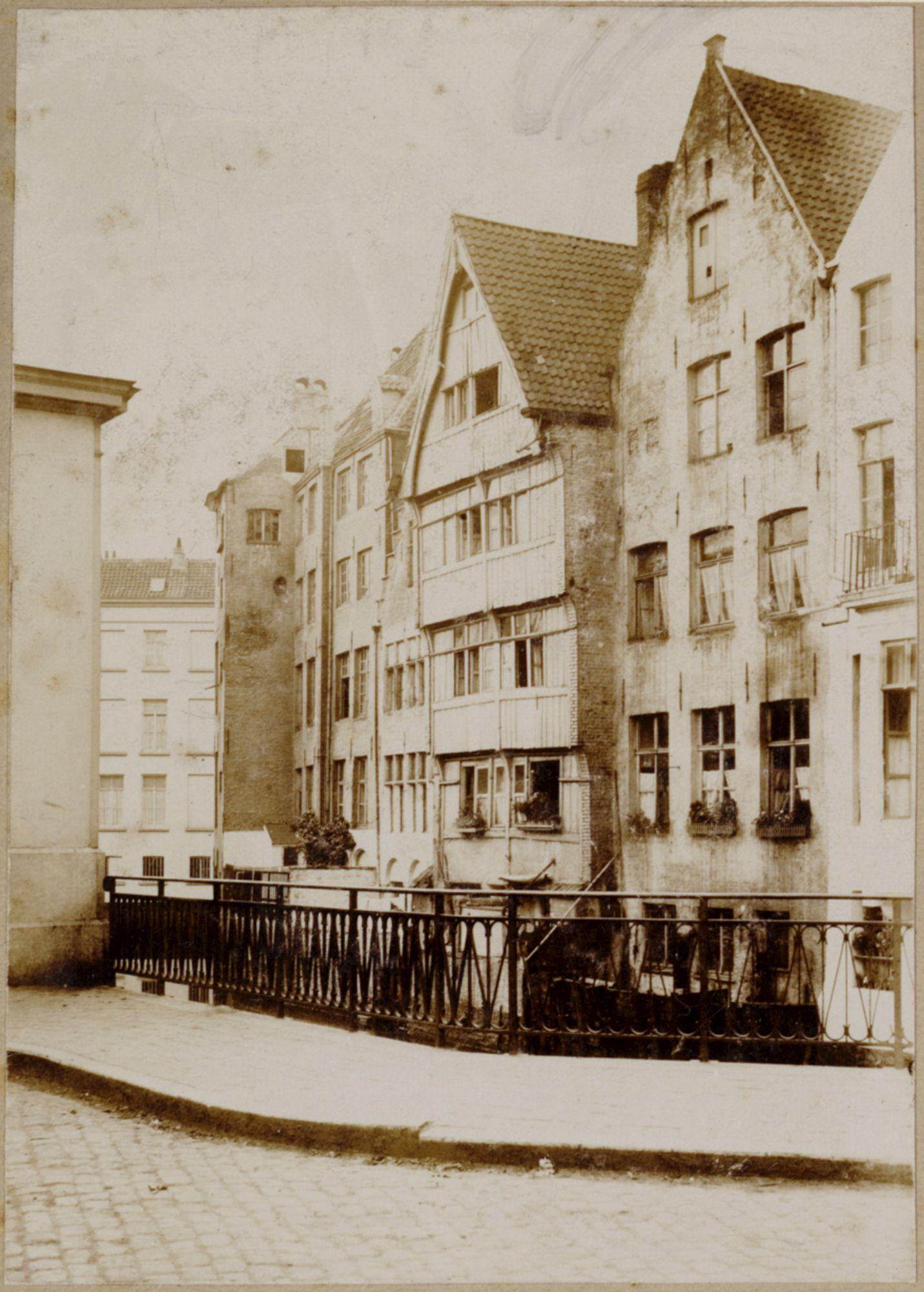 Gent: Jan Breydelstraat