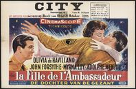 The Ambassador's Daughter   La fille de l'ambassadeur   De dochter van de gezant, City, Gent, 18 - 24 oktober 1957