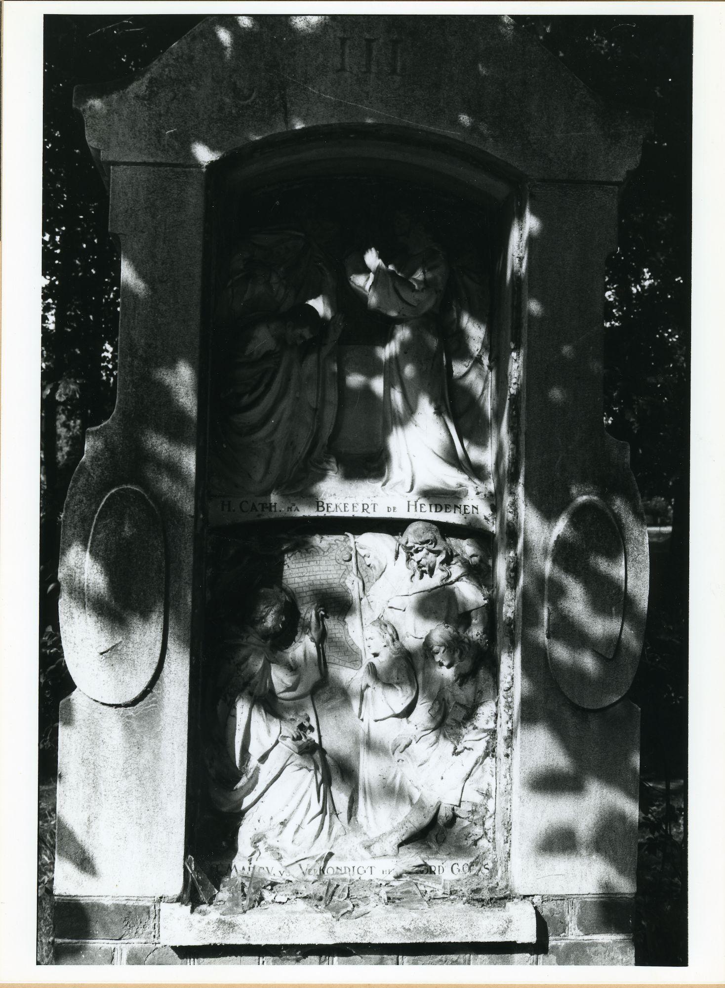 Wondelgem: Kerkdries: Staties, 1980