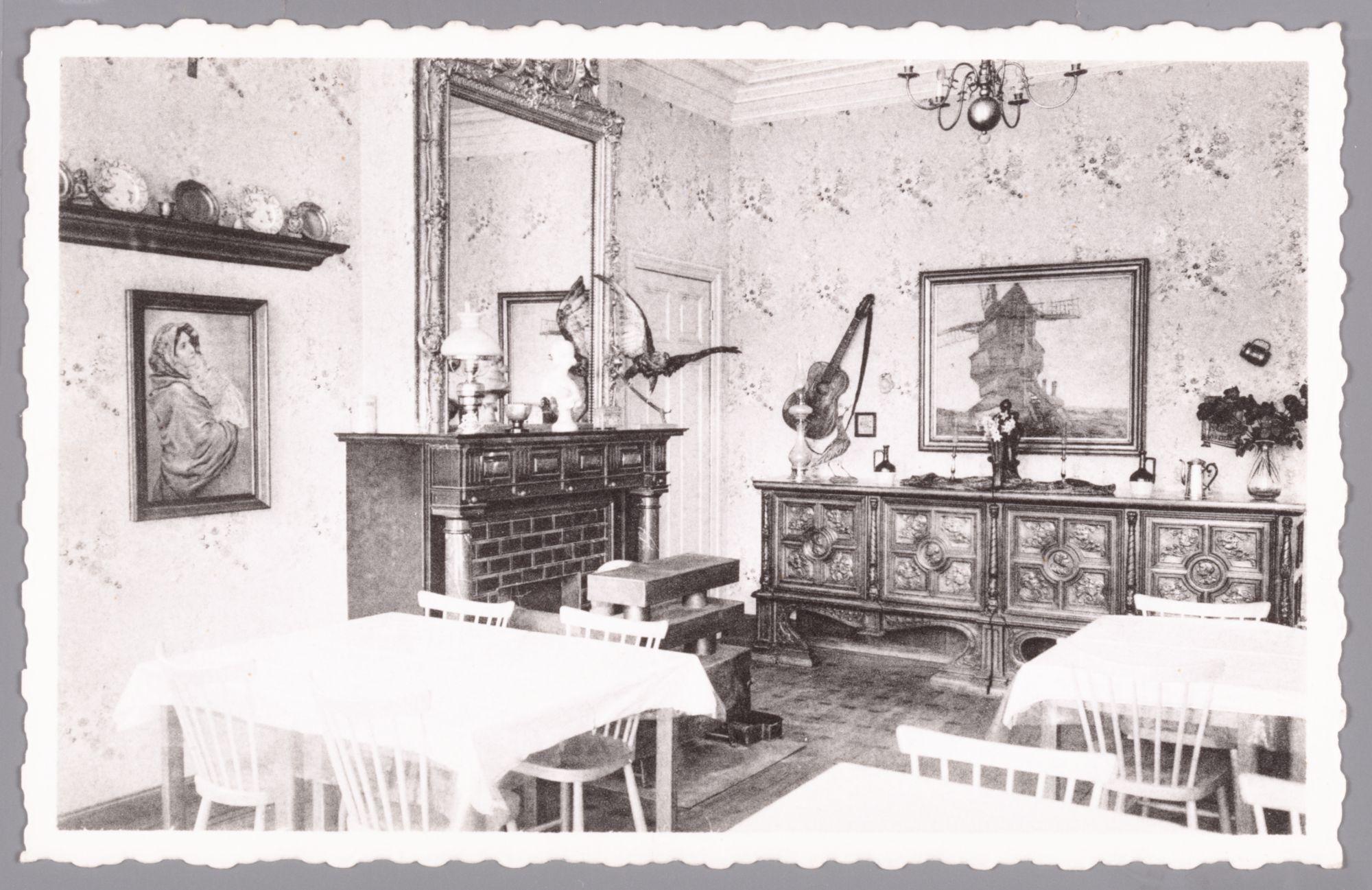 Sint-Martens-Leerne: rusthuis De Leiespiegel: binnenzicht