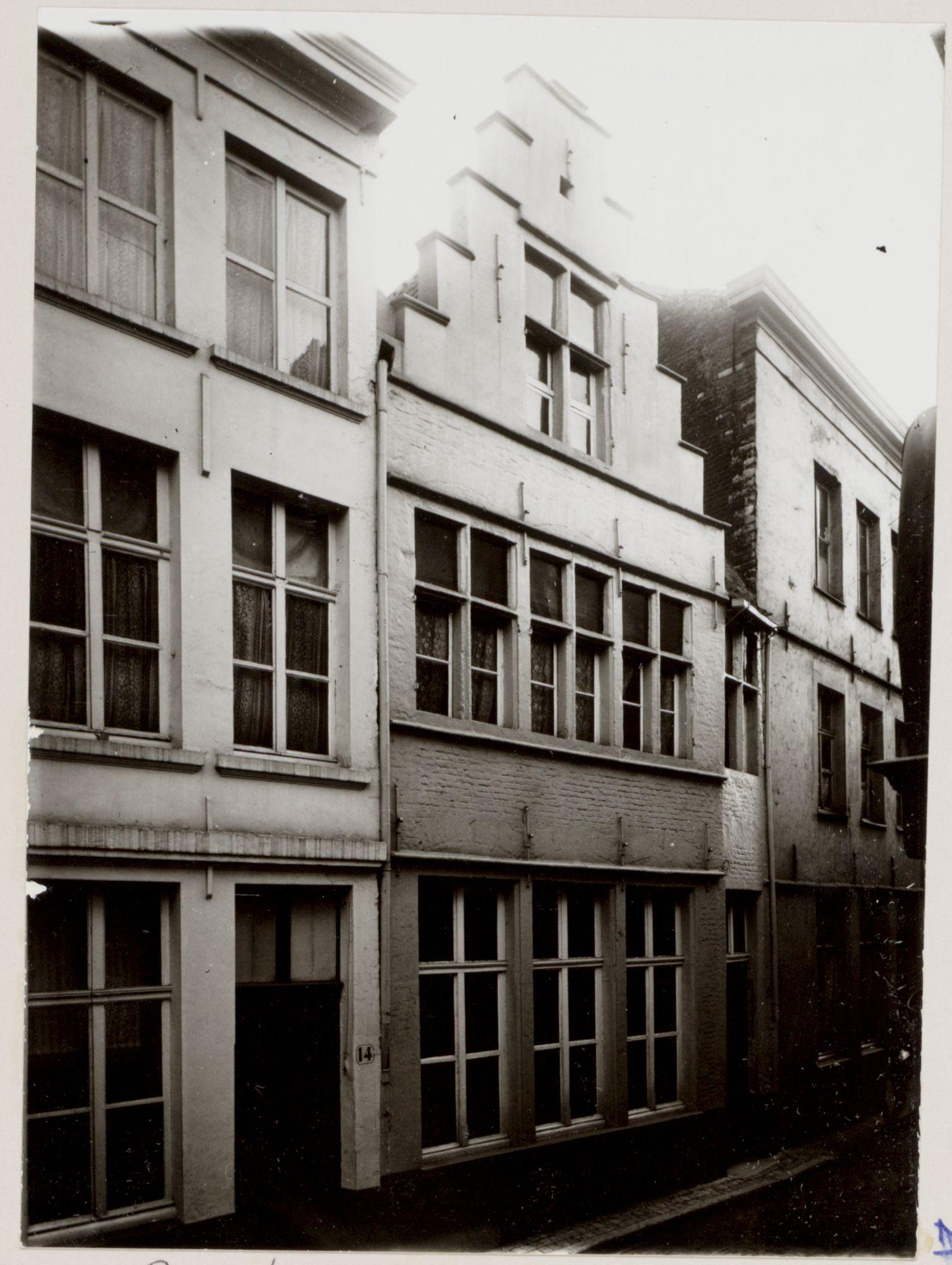 Gent: Plotersgracht