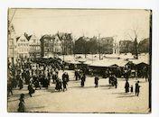 Gent: Vrijdagmarkt: wekelijkse markt, 1915-1916