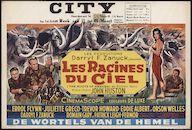 The Roots of Heaven | Les racines du ciel | De wortels van de hemel, City, Gent, 13 - 19 maart 1959