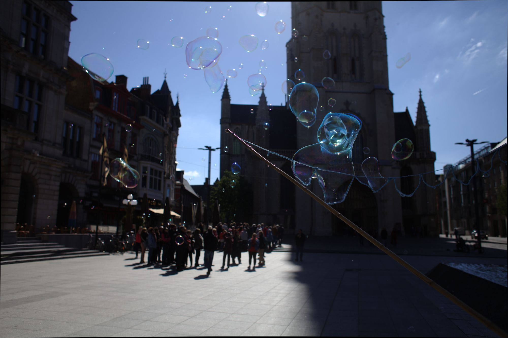 2019-05-14 Stad Gent_St Baafsplein Belfort Zeepbellen_IMG_9835.CR2