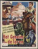 La tour du silence   Het geheim van de toren, Gent, vanaf 31 juli 1953