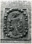 Gent: Sophie Van Ackenstraat 1: Beeldhouwwerk, 1979