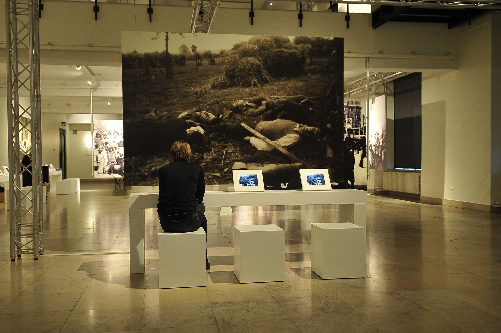 Onbekende beelden, sterke verhalen. Belgen in oorlog 09