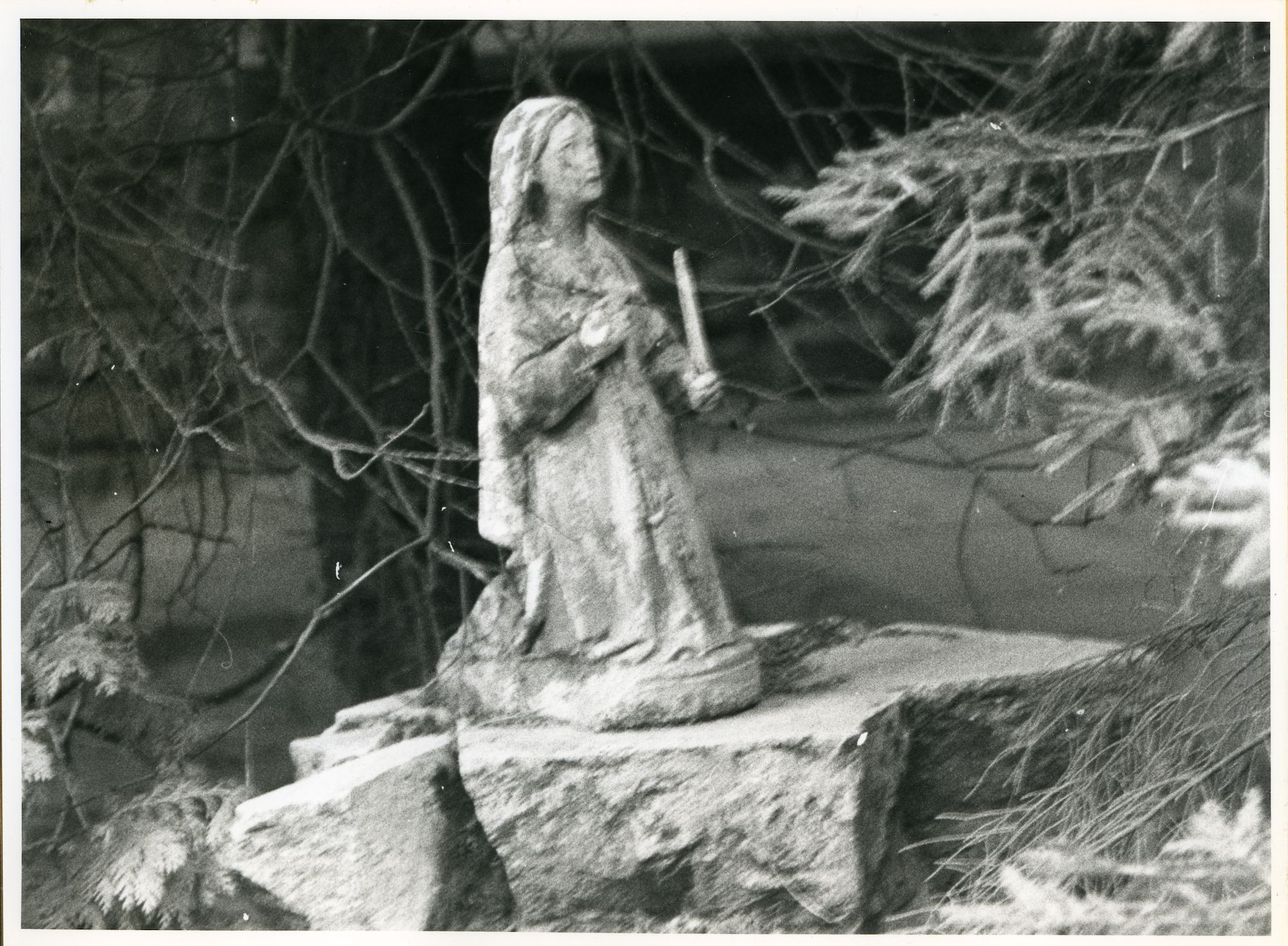 Sint-Amandsberg: Groot begijnhof: Beeld, 1979