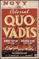 Quo vadis, Novy, Gent, 4 - 10 december 1953