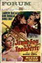 Jeune fou à la trompette   Muziek in 't bloed   Young Man with a Horn, Forum, Gent, 2 - 5 maart [1950]
