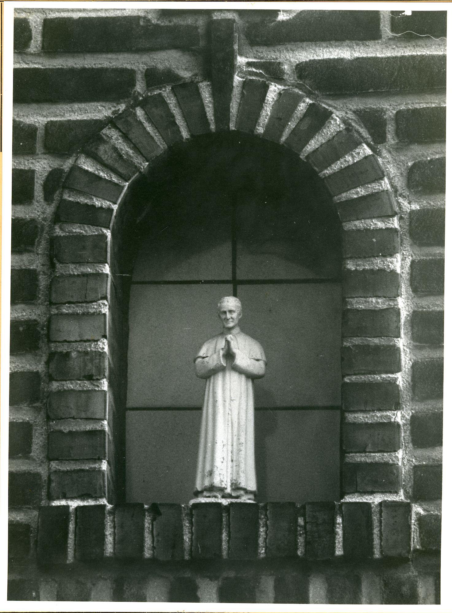 Sint-Denijs-Westrem: Lauwstraat 14: Gevelbeeld, 1979