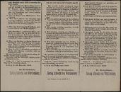 Verordnung über Strohflachs, gearbeiteten Flachs und Heede | Verordening betreffende strooivlas, bewerkt vlas en heede (klodden) | Arrêté concernant les lins bruts, les lins travaillés et les étoupes.