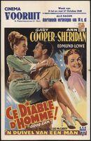 Good Sam | Ce diable d'homme! | 'n Duivel van een man, Cinema Vooruit, Gent, 21 - 27 oktober 1949