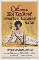 Cat on a Hot Tin Roof, [Rex], [Gent], [januari 1959]