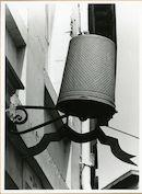 Gent: Kortrijksepoorstraat 112: Uithangbord, 1979