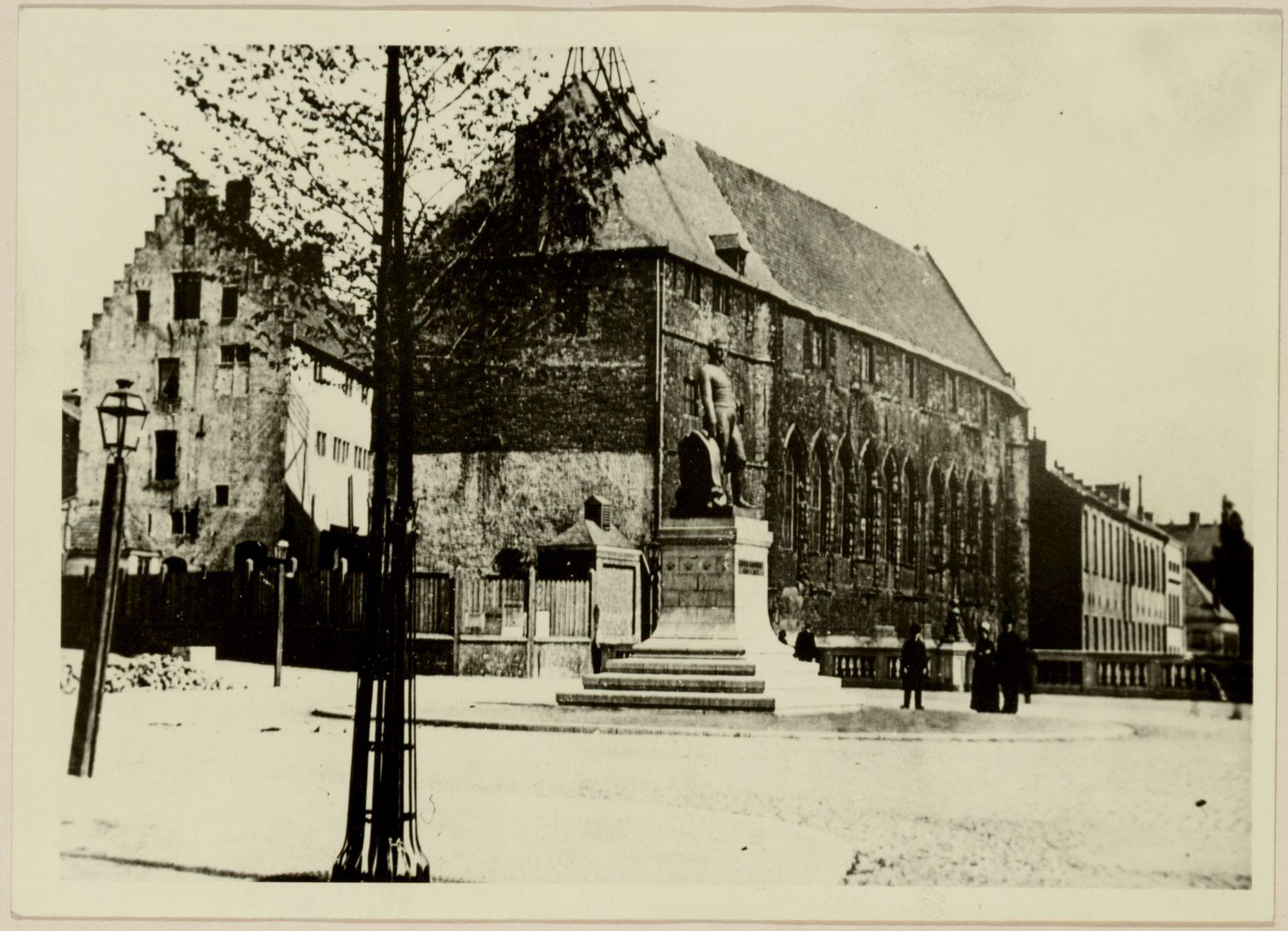Gent: Lieven Bauwensplein