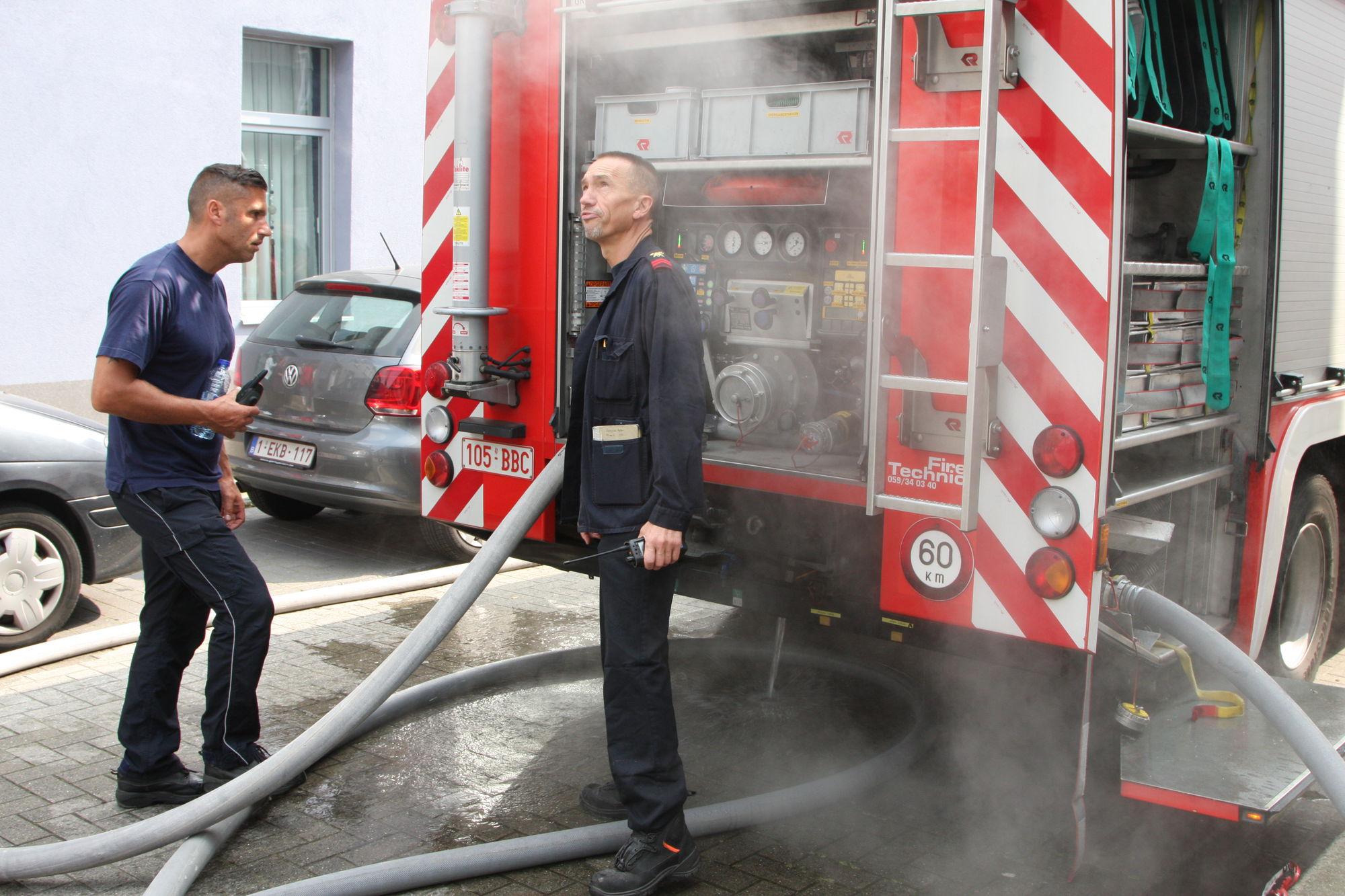 brand Hazelaarstraat pl 4