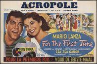 For the First Time | Pour la première fois | Voor de eerste keer, Acropole, [Brussel]