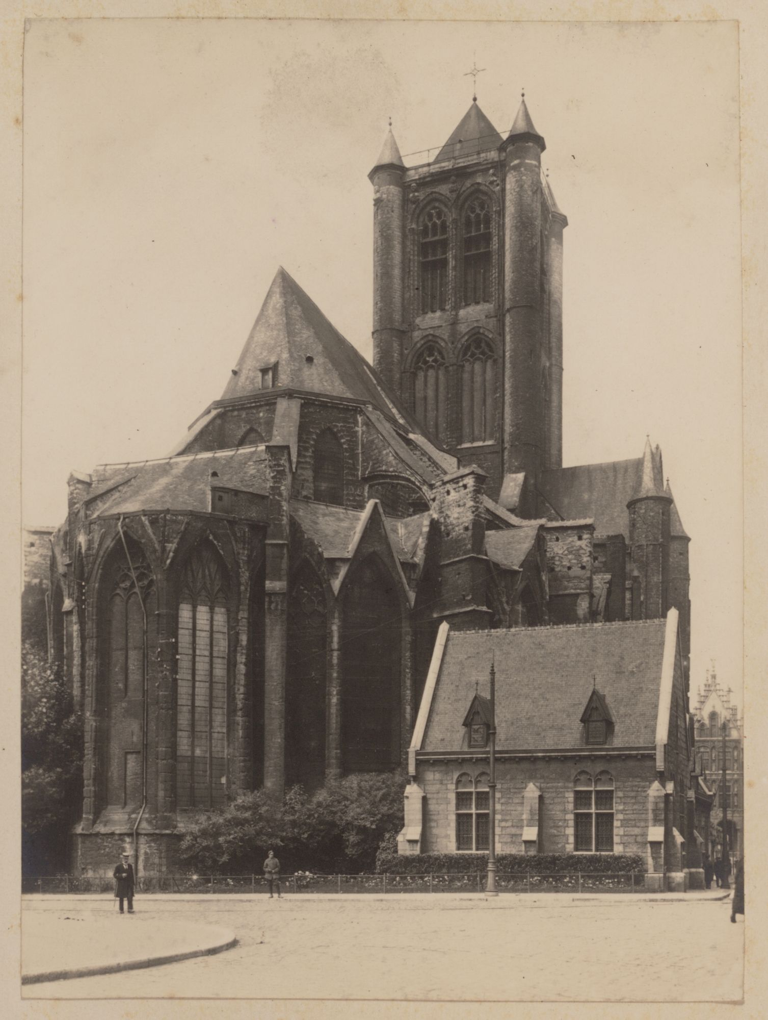 Gent: Sint-Niklaaskerk en sacristie