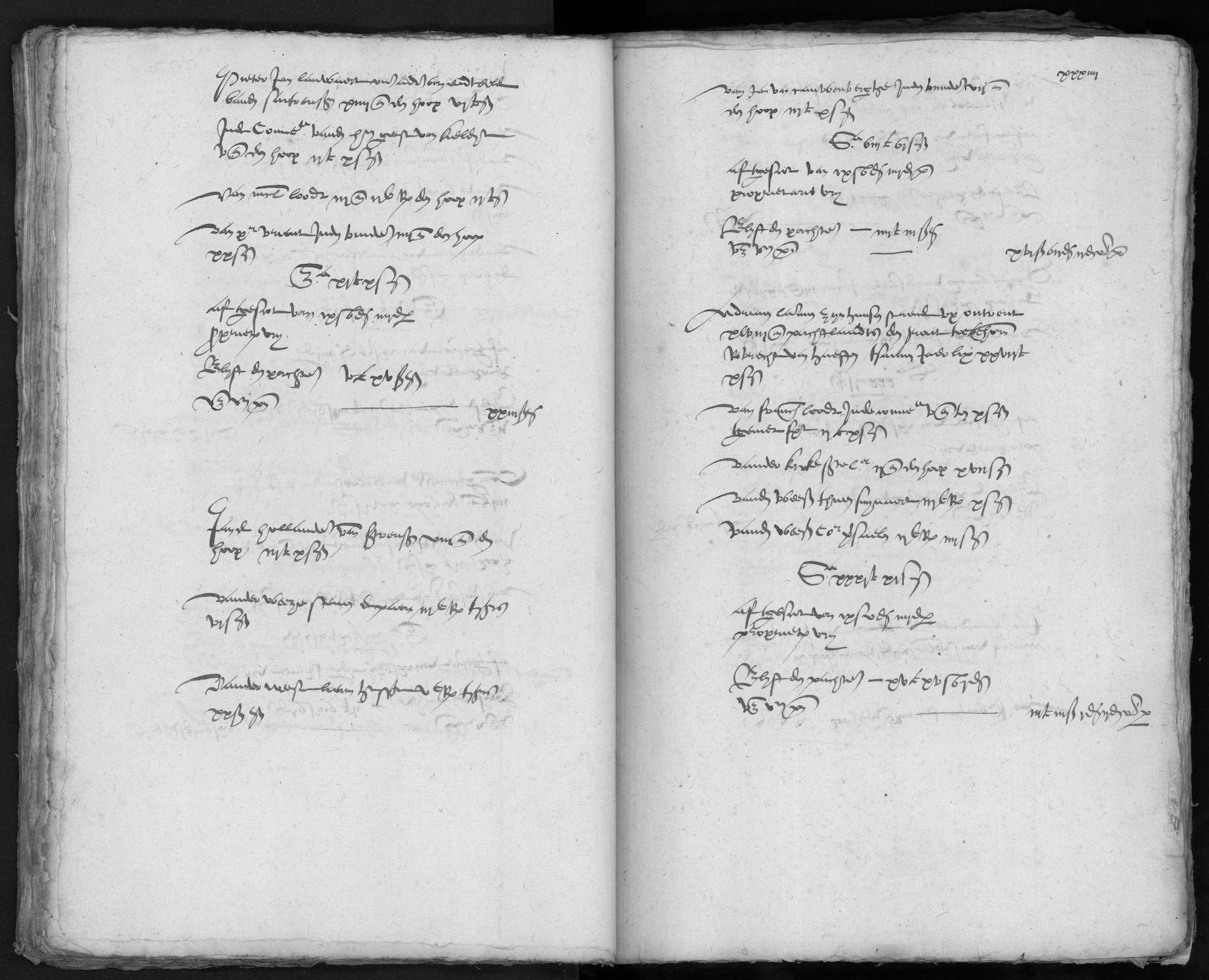 Kohier van de 5de penning in Saaftinge, 1577