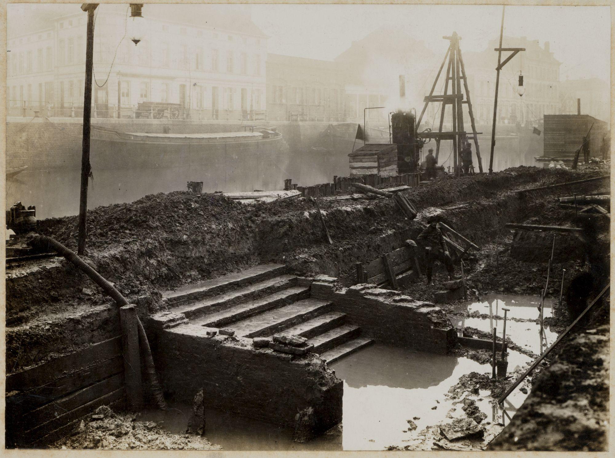 Gent: Visserij, 1908