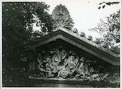 Gent: Palinghuizen: Beeldhouwwerk, 1979
