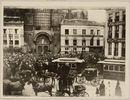 Gent: Korenmarkt: ontvangst Constant Montald, 1886