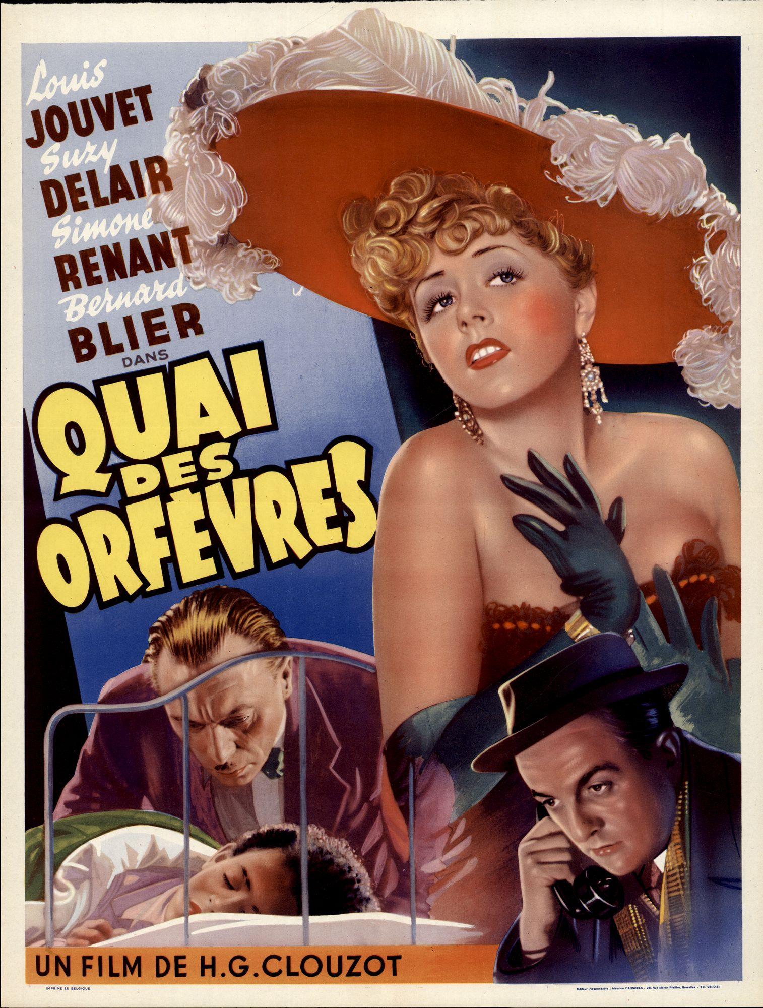 Quai des Orfèvres, 1960