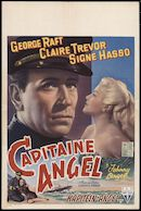 Johnny Angel │ Capitaine Angel │ Kapitein Angel, Gent, november 1947