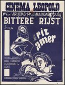 Le riz amer | Bittere rijst, Cinema Leopold, Gent, 14 - 17 juli 1950