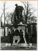 Gent: Citadelpark: standbeeld: Oswald de Kerchove