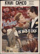 Je t'aime | Ik heb u lief, Kinema Cameo, Gent, 21 - 27 februari 1941