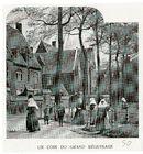 Gent: Sint-Amandsberg: Groot Begijnhof