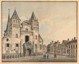 Gent: westportaal van Sint-Jacobskerk