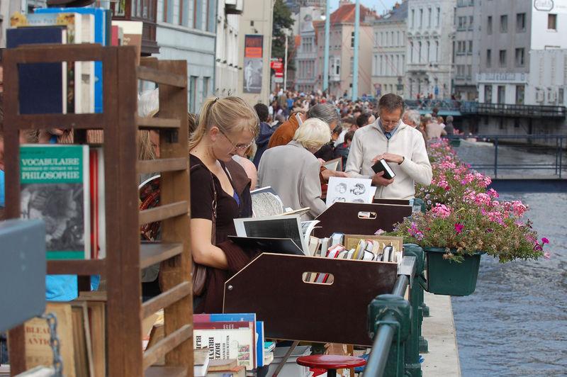 Tweedehandsboekenmarkt 2007
