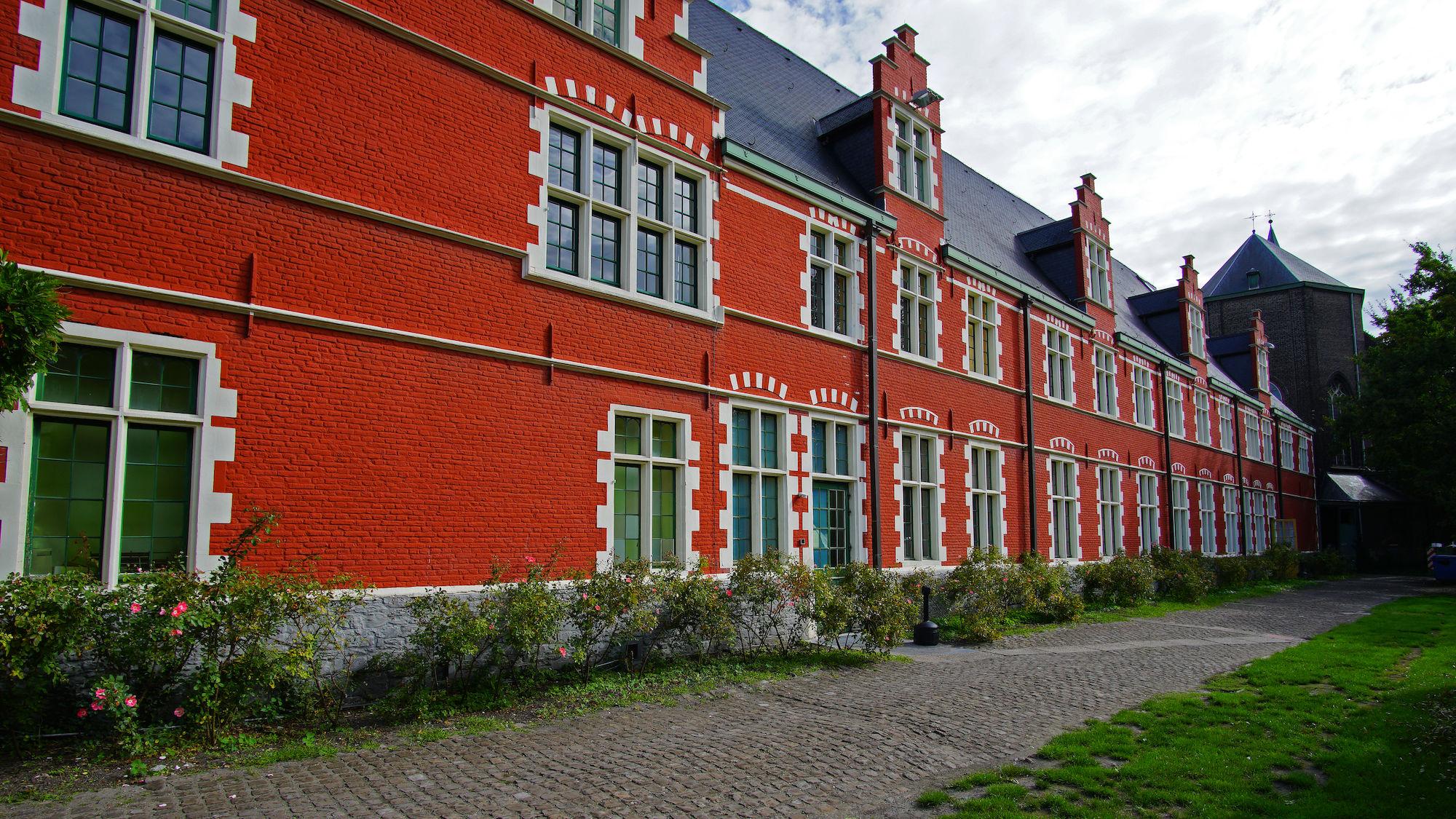 KU Leuven, Faculteit architectuur, campus Sint-Lucas