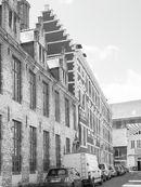 Gent: Abrahamstraat: Berg van Barmhartigheid (Stadsarchief van 1932 tot 2005)